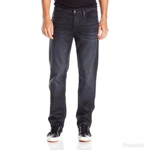 Joe's The Brixton Straight and Narrow Gray Jeans